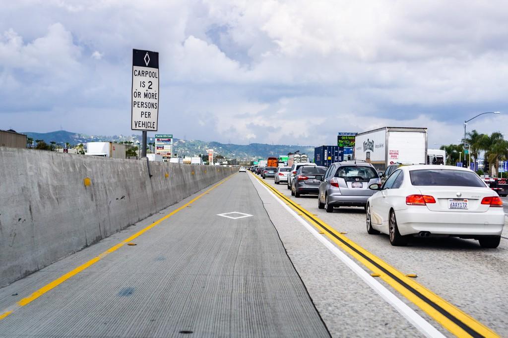 Washington State HOV/Carpool Lane Ticket Lawyer